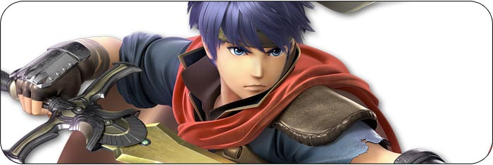 Ike Super Smash Bros. Ultimate artwork
