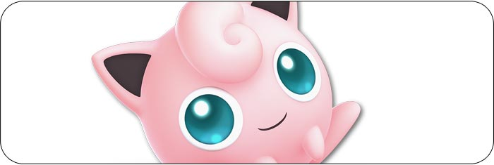 Jigglypuff Super Smash Bros. Ultimate artwork
