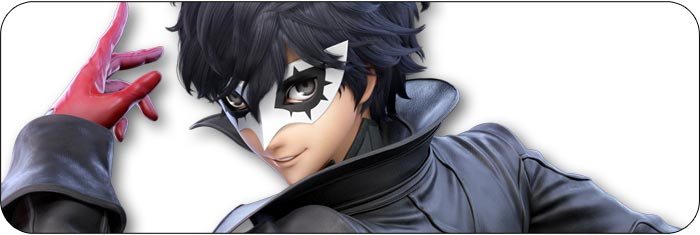 Joker Super Smash Bros. Ultimate artwork