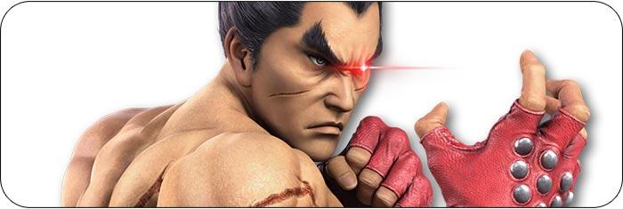 Kazuya Super Smash Bros. Ultimate artwork