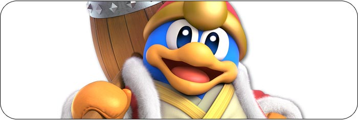 King Dedede Super Smash Bros. Ultimate artwork