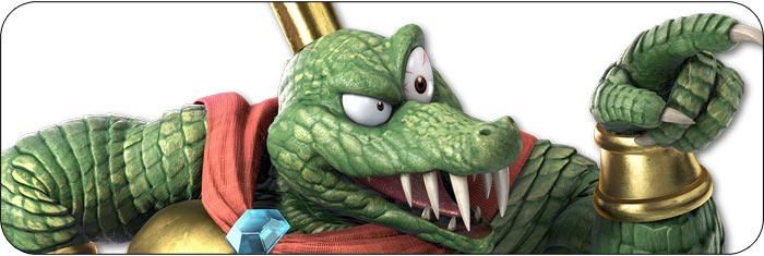 King K. Rool Super Smash Bros. Ultimate artwork