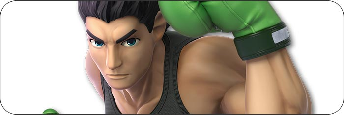 Little Mac Super Smash Bros. Ultimate artwork