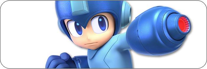 Mega Man Super Smash Bros. Ultimate artwork