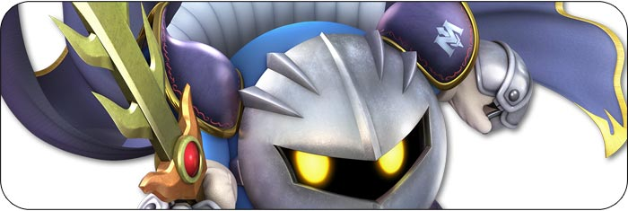 Meta Knight Super Smash Bros. Ultimate artwork