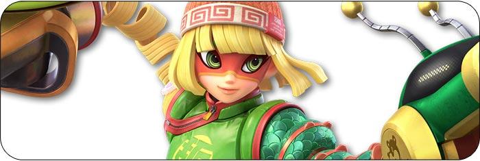 Min Min Super Smash Bros. Ultimate artwork