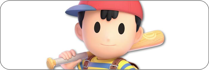 Ness Super Smash Bros. Ultimate artwork