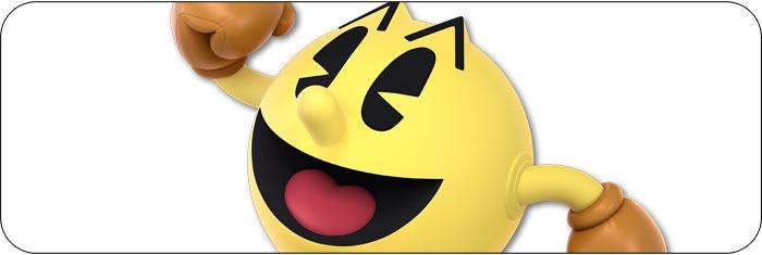 Pac-Man Super Smash Bros. Ultimate artwork