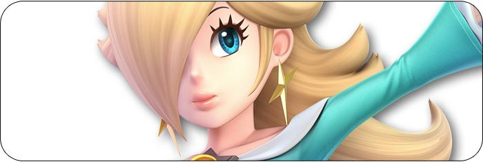 Rosalina Super Smash Bros. Ultimate artwork