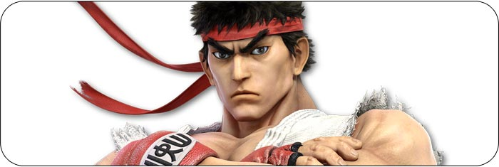 Ryu Super Smash Bros. Ultimate artwork