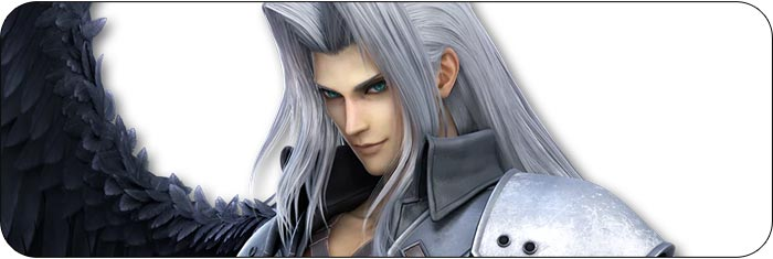 Sephiroth Super Smash Bros. Ultimate artwork