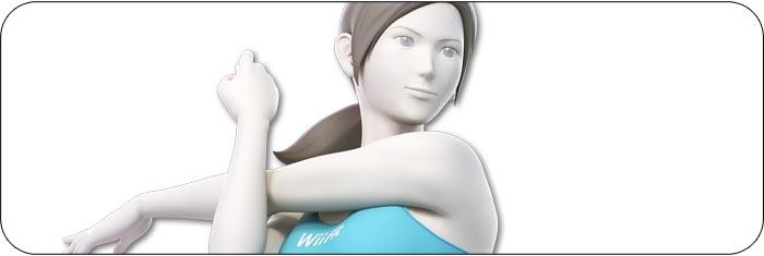 Wii Fit Trainer Super Smash Bros. Ultimate artwork