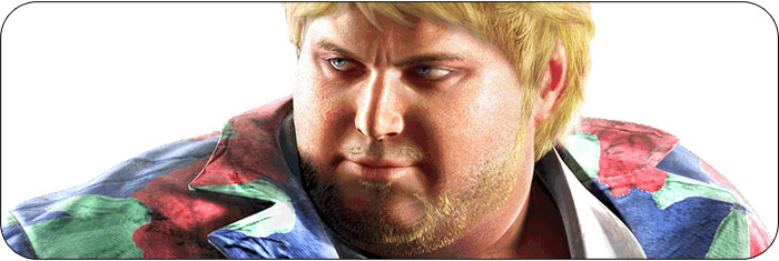Bob Tekken 7 artwork