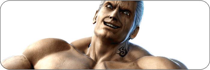 Bryan Tekken 7 artwork