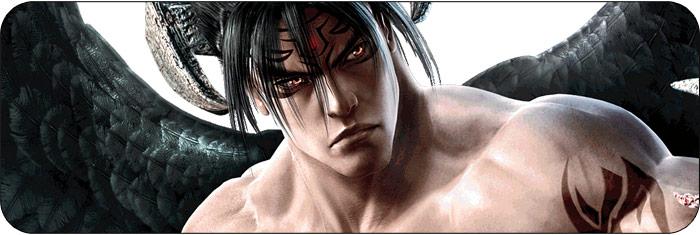 Devil Jin Tekken 7 artwork