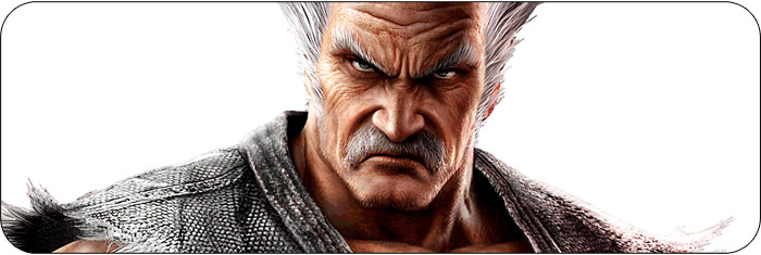 Heihachi Tekken 7 artwork