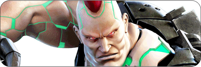 Jack-7 Tekken 7 artwork