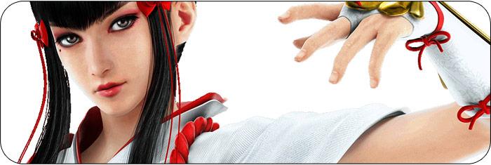Kazumi Tekken 7 artwork