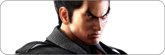 Kazuya Tekken 7 artwork