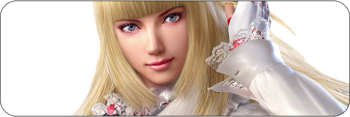 Lili Tekken 7 artwork