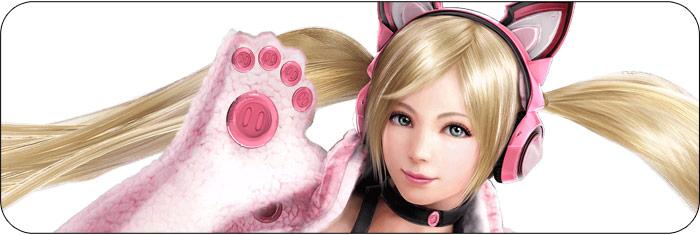 Lucky Chloe Tekken 7 artwork