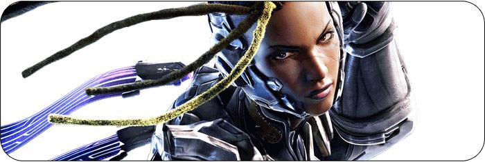 Master Raven Tekken 7 artwork