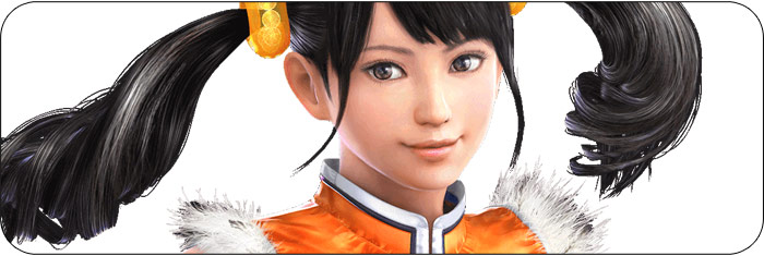 Xiaoyu Tekken 7 artwork