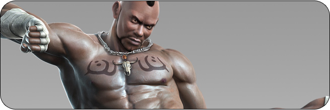 Bruce Tekken Tag Tournament 2 Moves, Characters, Combos and Strategy Guides