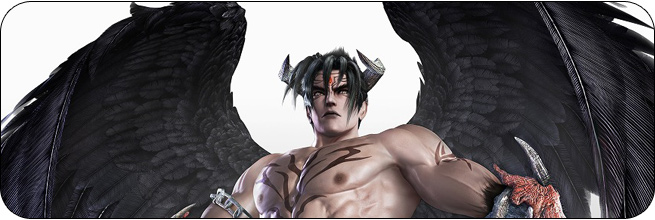 Devil Jin Tekken Tag Tournament 2 Moves Characters Combos And