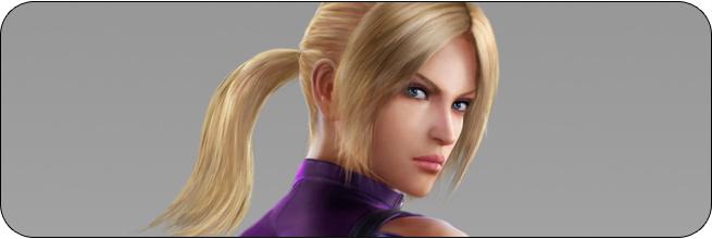 Nina Tekken Tag Tournament 2 Moves Characters Combos And