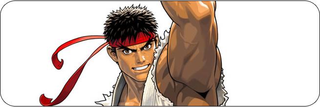 Ryu: Tatsunoko vs. Capcom Character Guide
