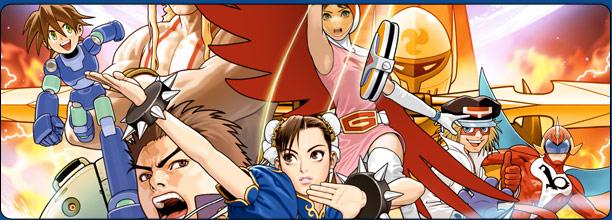 Basic gameplay details for Tatsunoko vs. Capcom