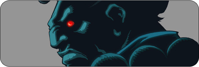 Akuma Ultra Street Fighter 2 artwork