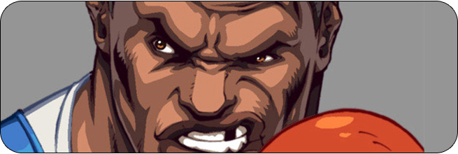 Balrog Ultra Street Fighter 2 artwork