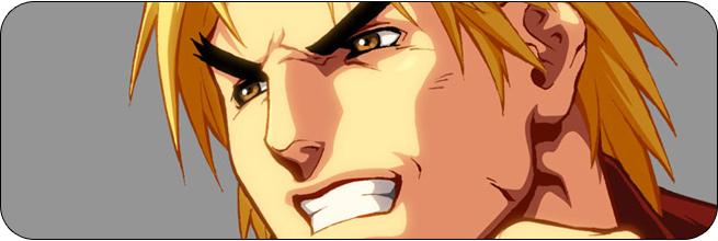 Ken Ultra Street Fighter 2 artwork