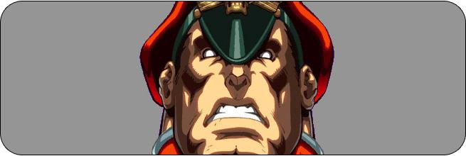M. Bison Ultra Street Fighter 2 artwork