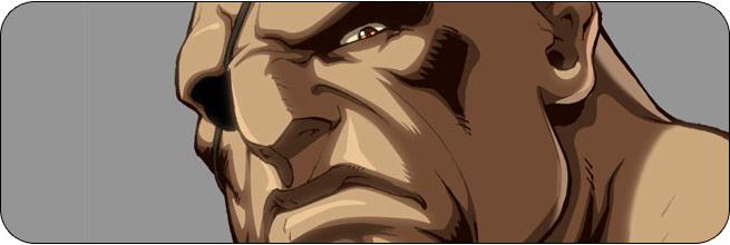 Sagat Ultra Street Fighter 2 artwork