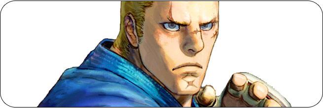 Abel Ultra Street Fighter 4 Omega Edition artwork