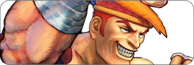 Adon Ultra Street Fighter 4 Omega Edition artwork
