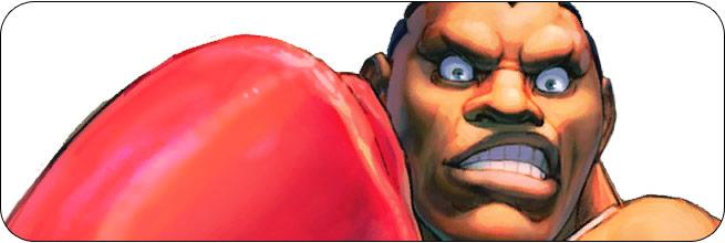 Balrog Ultra Street Fighter 4 Omega Edition artwork
