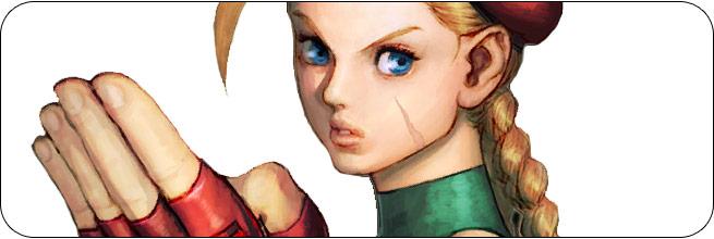 Cammy Ultra Street Fighter 4 Omega Edition artwork
