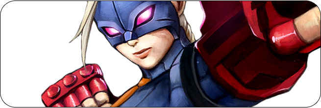 Decapre Ultra Street Fighter 4 Omega Edition artwork