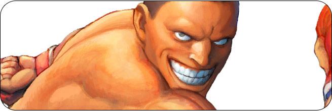Dee Jay Ultra Street Fighter 4 Omega Edition artwork