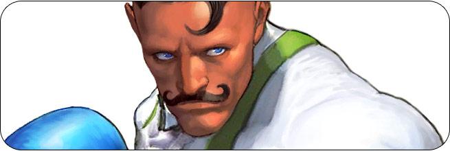 Dudley Ultra Street Fighter 4 Omega Edition artwork