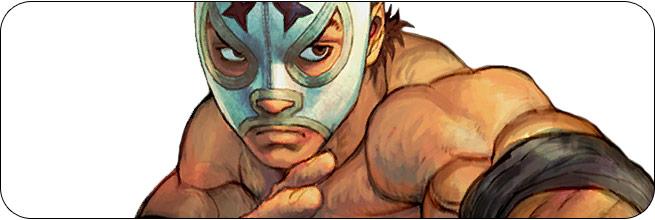 El Fuerte Ultra Street Fighter 4 Omega Edition artwork