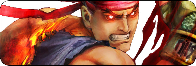 Evil Ryu Ultra Street Fighter 4 Omega Edition Moves Tips