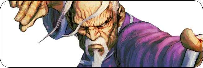 Gen Ultra Street Fighter 4 Omega Edition artwork