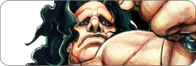 Hugo Ultra Street Fighter 4 Omega Edition artwork