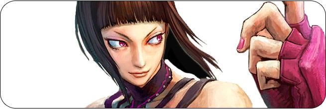 Juri Ultra Street Fighter 4 Omega Edition artwork