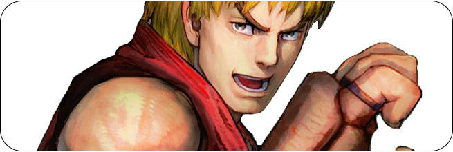 Ken Ultra Street Fighter 4 Omega Edition artwork